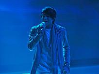 Adam Lambert Performance Pic