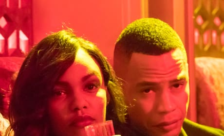 Nessa and Andre are not playing nice - Empire Season 3 Episode 10