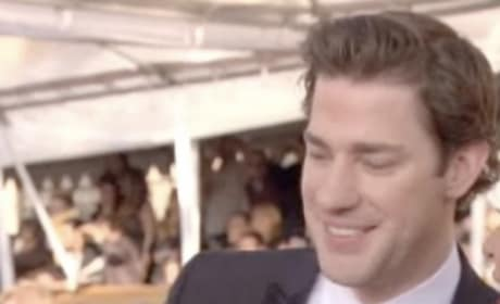 John Krasinski Interview