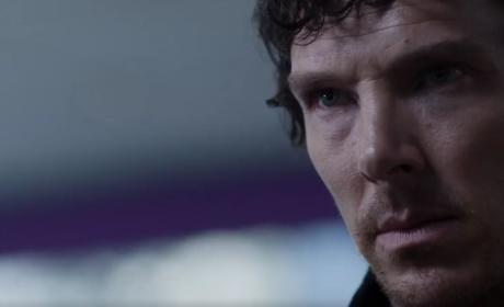 Sherlock faces Culverton Season 4 Episode 2