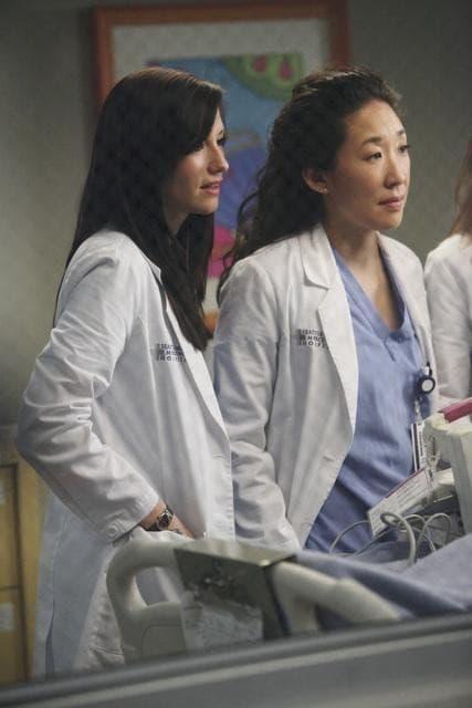 Cristina, Lexie Pic