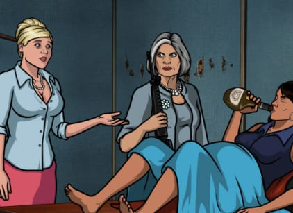 Watch Archer Season 5 Episode 13 Online