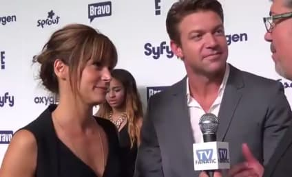 "Satisfaction Preview: Matt Passmore and Stephanie Szostak Tease ""Post-Modern Love Story"""