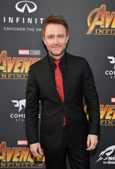 Chris Hardwick Attends Avengers Premiere