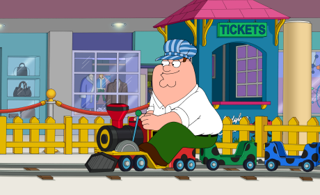On the loose - Family Guy Season 14 Episode 18