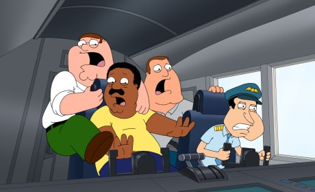 Who Needs Autopilot? - Family Guy
