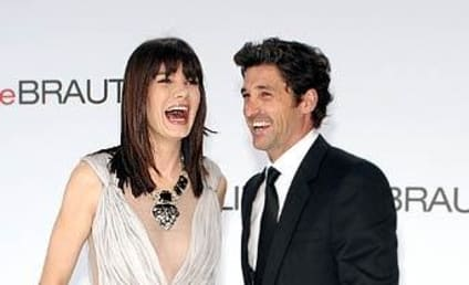 Patrick Dempsey: Made of Honor in Germany
