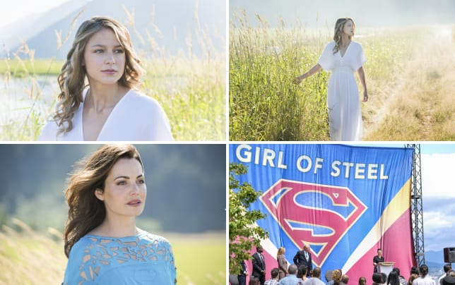 Moving on supergirl season 3 episode 1
