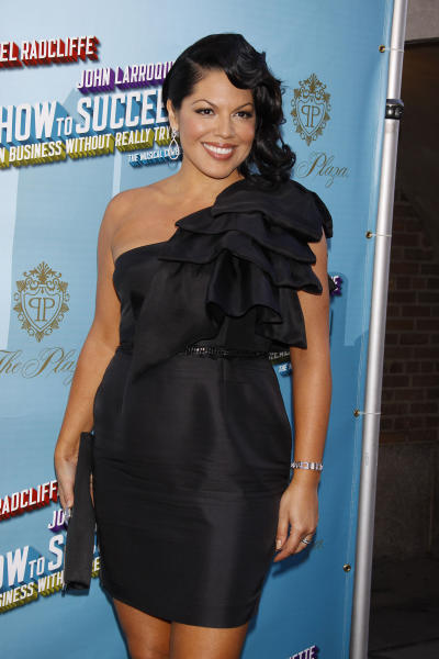 Gorgeous Sara Ramirez