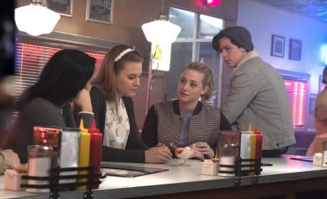 Ice Cream Solves Everything - Riverdale Season 1 Episode 7