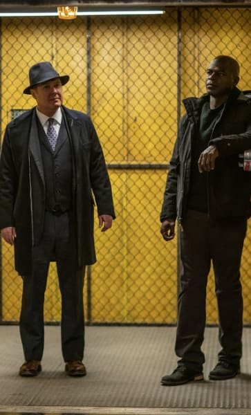 Arriving at the Task Force - The Blacklist Season 6 Episode 15