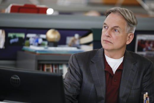 Gibbs, In Thought - NCIS Season 12 Episode 20