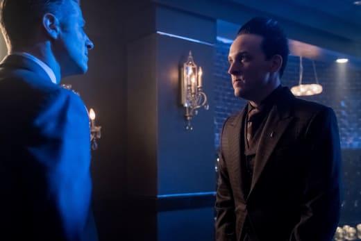 Jim vs. Penguin - Gotham Season 4 Episode 1