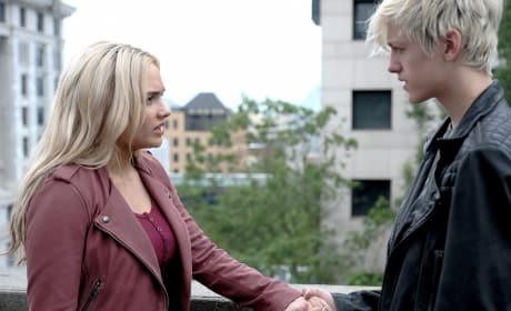 Brother and Sister VonStrucker - The Gifted Season 2 Episode 2