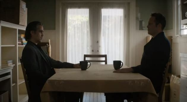 Facing Off - True Detective