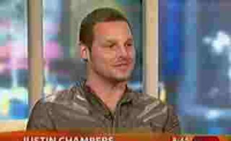 Justin Chambers on GMA
