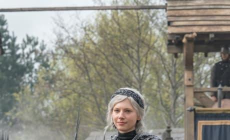 Lagertha Rides - Vikings Season 5 Episode 20