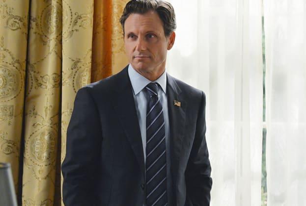 "President Fitzgerald ""Fitz"" Grant - Scandal"