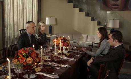 Gossip Girl Thanksgiving