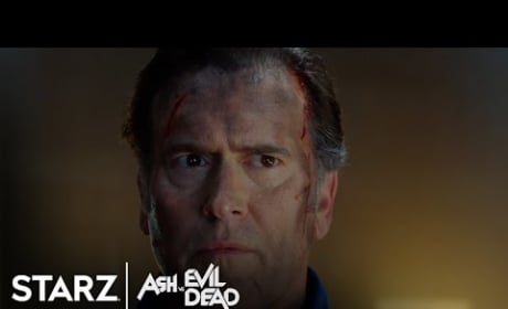 Ash vs. Evil Dead Season 2 Promo: More Gore, More Guts, More Groovy!!
