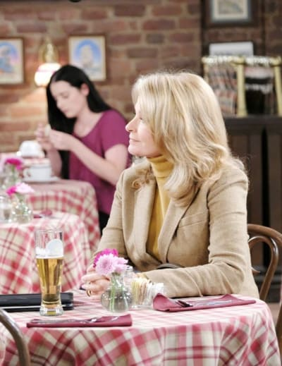 (TALL) Marlena in Danger Again - Days of Our Lives