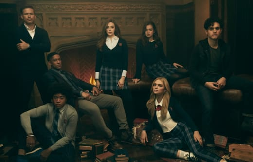 Legacies Season 1 Cast