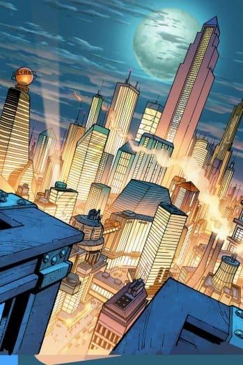 Metropolis Image
