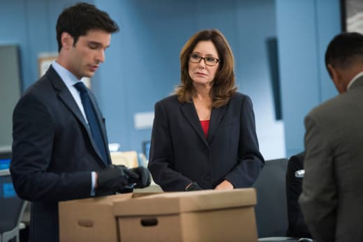 Sharon's Rivals - Major Crimes