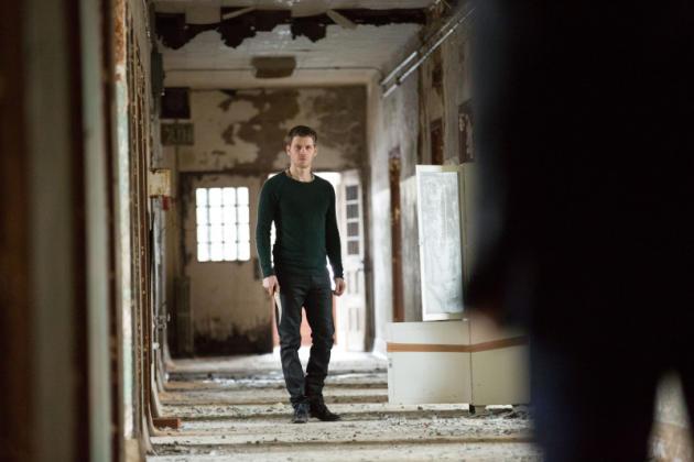 Klaus Held Captive