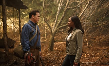 Ash vs Evil Dead Season 1 Episode 8 Review: Ashes to Ashes