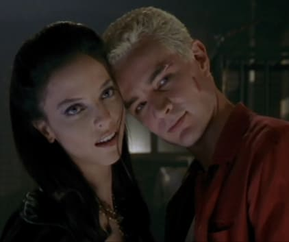Spike and Drusilla - Buffy the Vampire Slayer