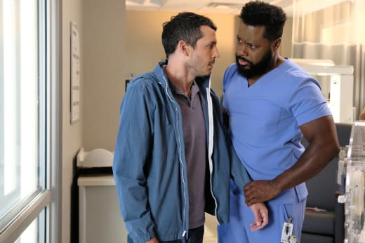 A Firm Grip on the Problem - The Resident Season 2 Episode 1