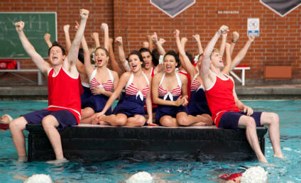 Glee Review: Messy Love, Storytelling