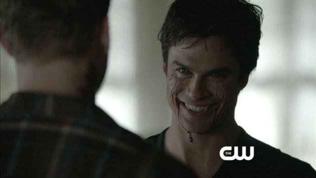 Very Dark Damon