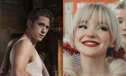 The Magic of Schmigadoon!: Dove Cameron & Aaron Tveit On Stepping Into Another World