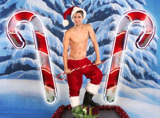 Darren Criss Calendar Pic