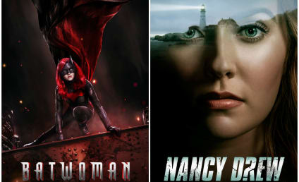 Batwoman and Nancy Drew Score Full Seasons at The CW