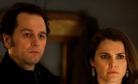 The Shocking Announcement Vert - The Americans Season 5 Episode 6
