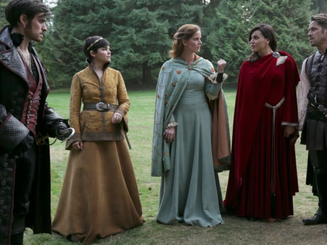 They Aren't all Heroes - Once Upon a Time Season 5 Episode 7