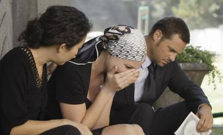 Crying Trio