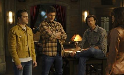 Supernatural Season 15 Episode 17 Review: Unity