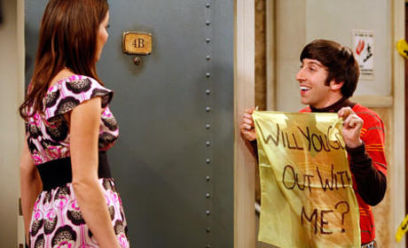 Wolowitz and Missy