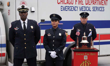 Chicago Fire Season 3 Episode 13 Review: Three Bells