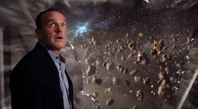 Agents of S.H.I.E.L.D. -- in SPACE!