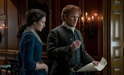 Outlander Season 5: DELAYED!
