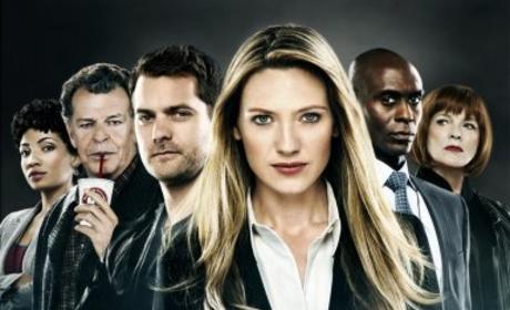 Fringe Season 4 Poster