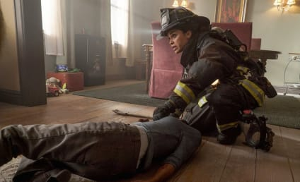 Chicago Fire Season 4 Episode 21 Review: Kind of a Crazy Idea
