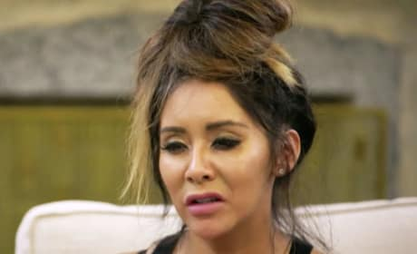Unimpressed Snooki - Jersey Shore