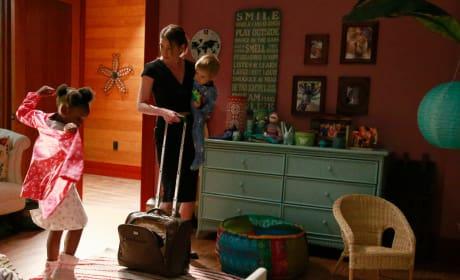 Meredith is Leaving - Grey's Anatomy Season 11 Episode 22