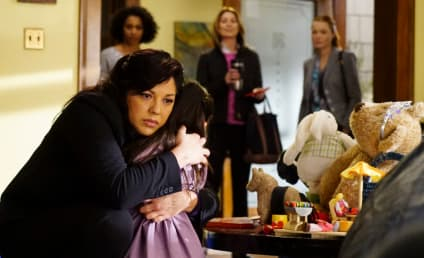 Grey's Anatomy Season 12 Episode 22 Review: Mama Tried